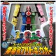 Power Rangers Sentai Ressha Toq-Oh - Fighting Action Robo TOQ-OH Candy Toy Bandai 2014
